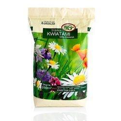 Mieszanka Traw Kwalifikowana Kwiatami Malowana 5 kg