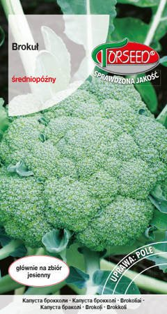 Brokuł włoski Cezar 1 g