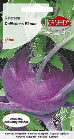Kalarepa Delikatess Blauer 2 g.