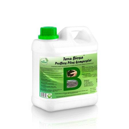 ProBios Plus komposter 2,0L