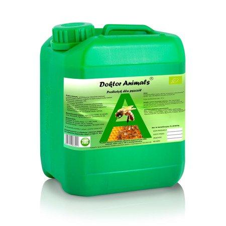 Probiotyk dla pszczół – Doktor Animals 5,0 L
