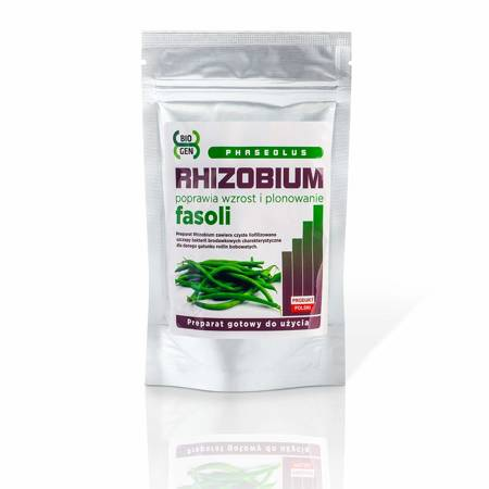 Rhizobium Fasoli (Rhizobium Phaseolus)  100g